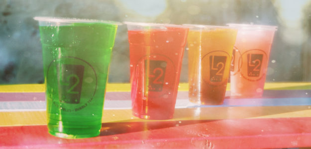 L2 Bubble Tea Crescent