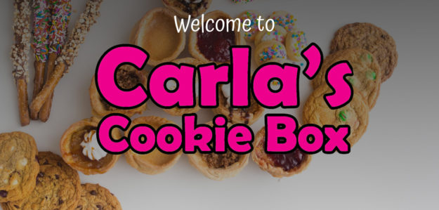 Carla's Cookie Box